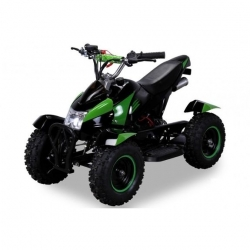 "Pocket quad Cobra Maxi 6"" E-Start - Vert"