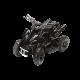 """Pocket quad Python 6"""" E-Start - Monster"""
