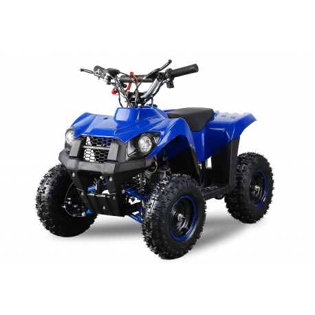 "Pocket quad Truck 6"" E-Start - Bleu"