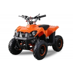 "Pocket quad Truck 6"" - Orange"