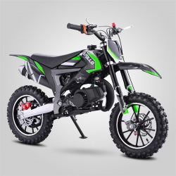 Pocket cross Apollo Falcon Vert 50cc