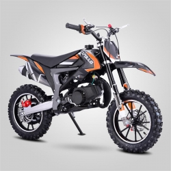 Pocket cross Apollo Falcon Orange 50cc