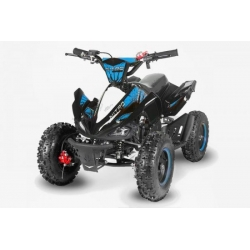 "Pocket quad Speedy 6"" E-Start - Bleu"