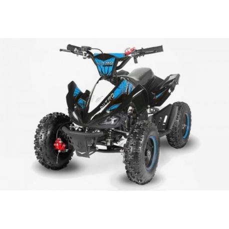 "Pocket quad Speedy 6"" E-Start - Bleu"