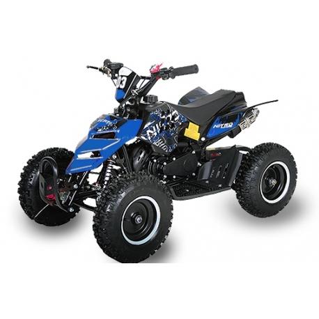 """Pocket quad Raptor 6"""" E-Start - Bleu"""