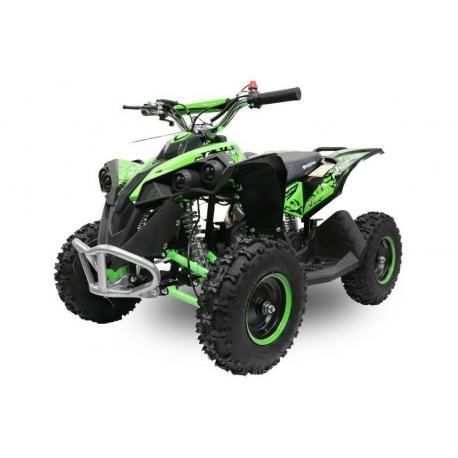 """Pocket quad XXL 6"""" E-Start - Vert"""