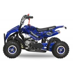 """Pocket quad Dragon 4"""" - Bleu"""