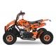 "Pocket quad Dragon 4"" - Orange"