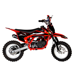 Pocket cross Cross Sport 49cc - Rouge