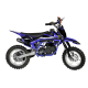 Pocket cross Cross Sport 49cc - Bleu