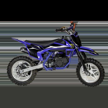 Pocket cross Cross Sport 49cc - Bleu