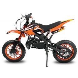 Pocket cross  Apollo 49cc - Orange