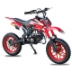 Pocket cross  Apollo 49cc - Rouge