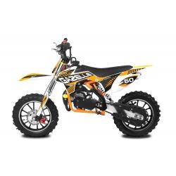 Pocket cross Gazelle Sport 49cc E-Start - Orange