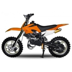 Pocket cross Apollo 49cc E-Start - Orange