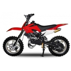 Pocket cross Apollo 49cc E-Start - Rouge