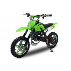 Pocket cross Apollo 49cc E-Start - Vert