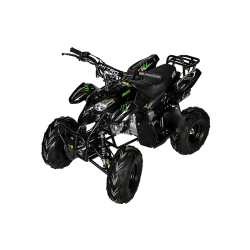 Quad Razer 110cc - Noir / Monster (Marche arrière)