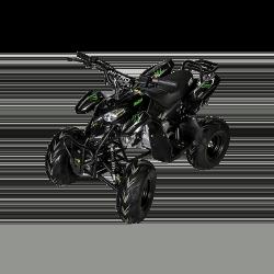 Quad Razer 110cc - Noir Monster (Marche arrière)