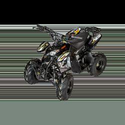 Quad Razer 110cc - Noir / Rockstar (Marche arrière)