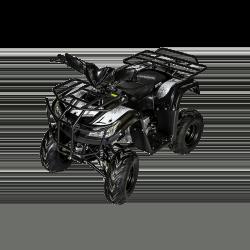 Quad Hummer 110cc - Blanc (Marche arrière)