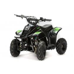 Quad Big Foot 125cc - Vert