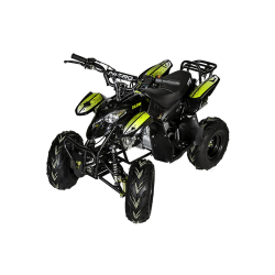 Quad Razer 125cc - Jaune (Marche arrière)