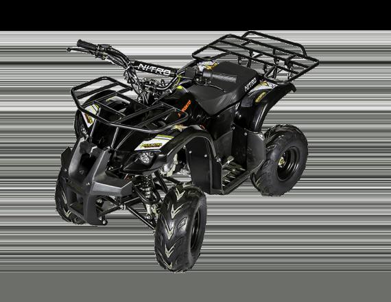 """Pocket quad Cobra Maxi 6"""" E-Start - Bleu"""