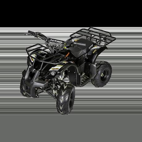 Quad Toronto Fun RG 125cc - Rockstar (Marche arrière)