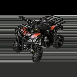 Quad Hummer RG 125cc - Rouge (Marche arrière)