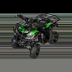 Quad Hummer RG 125cc - Vert (Marche arrière)