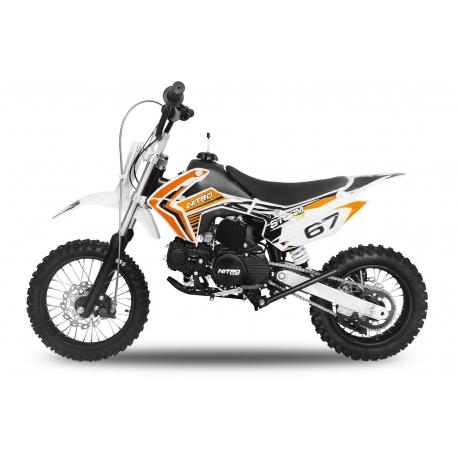 Dirt bike STORM 125cc - Orange