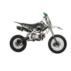 Dirt bike FRS 140cc - Monster Grande roue