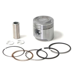 Piston / Segments 50cc - Dirt bike / Pit bike / Mini moto