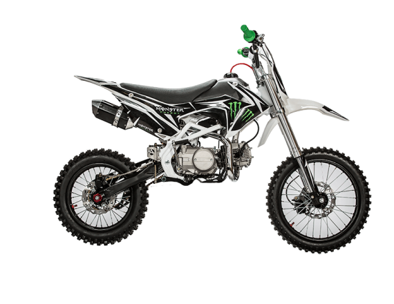 Dirt bike FRS 150cc - Rockstar Grande roue
