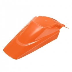 Garde boue arrière KLX 110 - Orange