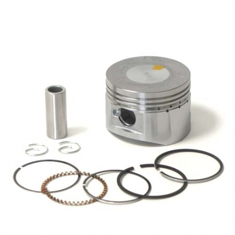 Piston / Segments 110cc - Dirt bike / Pit bike / Mini moto