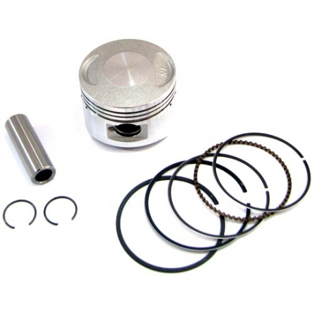 piston segment 125cc 52 4mm axe 14mm dirtbike pitbike. Black Bedroom Furniture Sets. Home Design Ideas