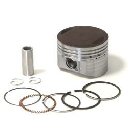 Piston / Segments 150cc - Dirt bike / Pit bike / Mini moto