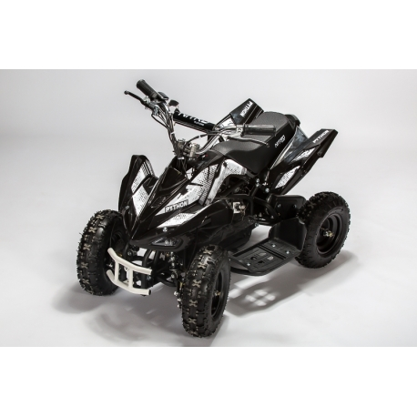 "Pocket quad Python 6"" Eco 800W - Blanc"