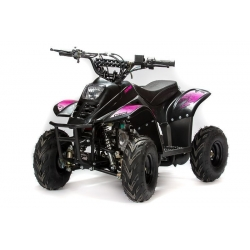 "Quad Big Foot Eco 6"" 800W - Rose"