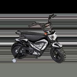 Moto enfant électrique 250W - Blanc