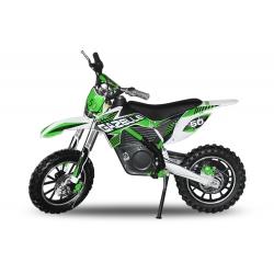Mini Moto électrique Gazelle 500W - Vert