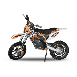 Mini Moto électrique Gazelle 500W - Orange