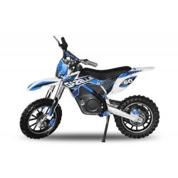 Mini Moto électrique Gazelle 500W - Bleu