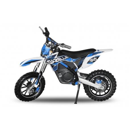 Pocket cross électrique Gazelle 500W - Bleu