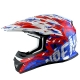 Casque Cross NOEND CRACKED - USA