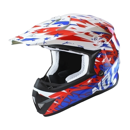 Casque Cross enfant NOEND CRACKED - USA