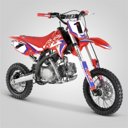 Minicross Apollo RFZ Open 125cc 2020 - Rouge