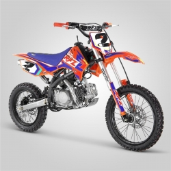 "Minicross Apollo RFZ Open Enduro 125 14""/17"" 2020 - Orange"